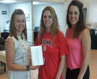Congratulations to our iPad Mini Winners!