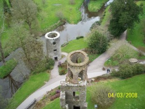 Ireland View from Blarney Castle